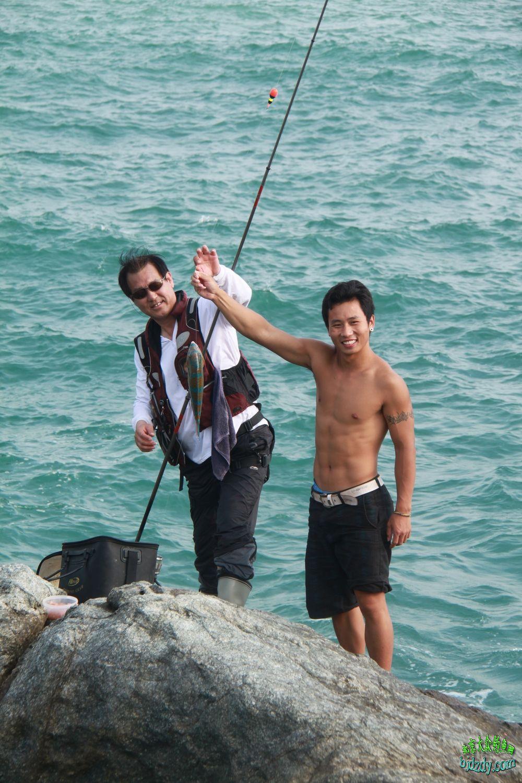 三亚西岛钓到青衣 - 海钓,路亚场所介绍|钓况|汇报